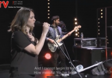 Worthy you are worthy – Paul&Hannah McClure(Bethel Music)