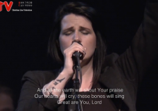Great Are You Lord – Amanda Cook(Bethel Music)