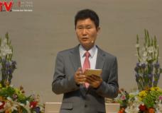 '무엇을 외치느냐!' 신촌교회(조동천 목사)