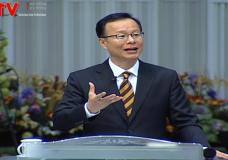 '일어나 주님을 위하여 일하십시오' 할렐루야교회(김승욱 목사)