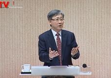 유기성 목사의 금요성령집회 (67회) '깨끗함을 받으라'