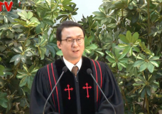 '십자가와 천국을 소망하는 잔치' 에덴교회(곽성덕 목사)