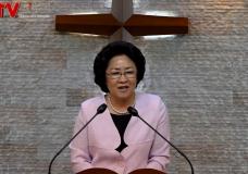 '좋은 영향력을 끼치는 그리스도인' 하늘교회(윤보경 목사)