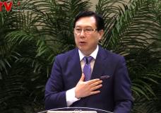 '믿음의 증거를 가진 사람들' 송도가나안교회(김의철 목사)