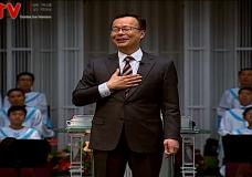 (사도신경 강해 10) '하늘에 오르신 예수 그리스도' (대체설교) 할렐루야교회(김승욱 목사)