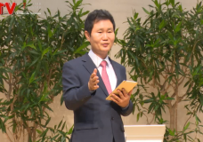 '위기를 모면하는 길' 신촌교회(조동천 목사)