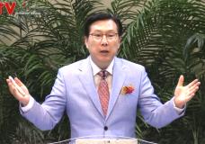 '산지를 정복하는 사람' 송도가나안교회(김의철 목사)