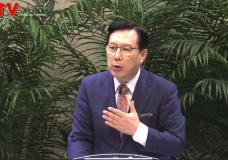 '은혜의 생태계의 회복' 송도가나안교회(김의철 목사)
