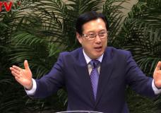 '천국을 얻기 위한 경주자' 송도가나안교회(김의철 목사)