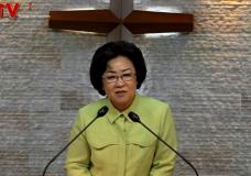'흐려지지 않는 눈을 가진 사람' 하늘교회(윤보경 목사)