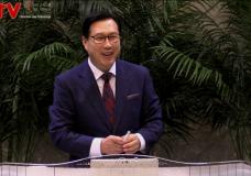 '신앙인과 애국' 송도가나안교회(김의철 목사)