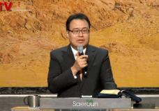 '하나님의 징계' 새로운교회(한홍 목사)