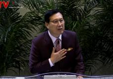 '가짜 복음이 판치는 세상' 송도가나안교회(김의철 목사)