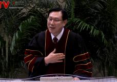 '추수감사절의 의미' 송도가나안교회(김의철 목사)