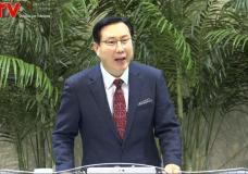 '왜 성탄이 행복해야 하는가?' 송도가나안교회(김의철 목사)