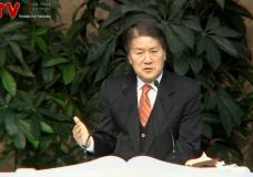 '하나님의 뜻을 따라 받는 고난' 은혜샘물교회(박은조 목사)