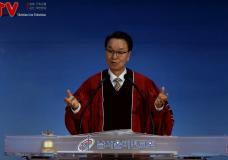 '구유에 누인 예수님' 남서울비전교회(최요한 목사)