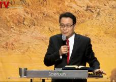 '기적의 행군 중간평가서' 새로운교회(한홍 목사)