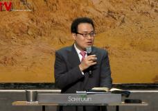 '찬양으로 물이 솟아나게 하라' 새로운교회(한홍 목사)