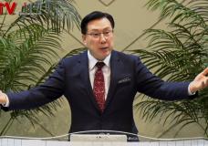 '나라를 살리는 사람' 송도가나안교회(김의철 목사)