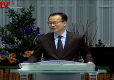 '주의 영광으로 우리 땅에 머무소서' 할렐루야교회(김승욱 목사)
