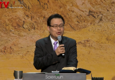 '미디안에게 원수를 갚음' 새로운교회(한홍 목사)