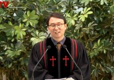 '성만찬에 임하는 자세' 에덴교회(곽성덕 목사)
