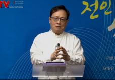 '부활로 나아가는 믿음' 전인치유교회(박관 목사)