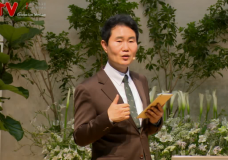 '구원의 영광' 신촌교회(조동천 목사)