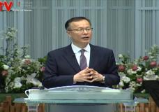 '우리가 새로 입어야 할 하늘의 모습' 할렐루야교회(김승욱 목사)