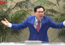 '맥추감사를 드리는 자의 기쁨' 송도가나안교회(김의철 목사)