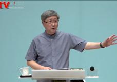 유기성 목사의 금요성령집회 (133회) '행복의 근원과 행복의 선물'