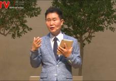 '순종하는 자들에게 주신 성령' 신촌교회(조동천 목사)