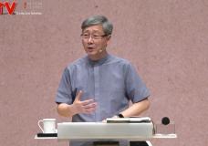 유기성 목사의 금요성령집회 (136회) '한 시간도 기도할 수 없더냐'